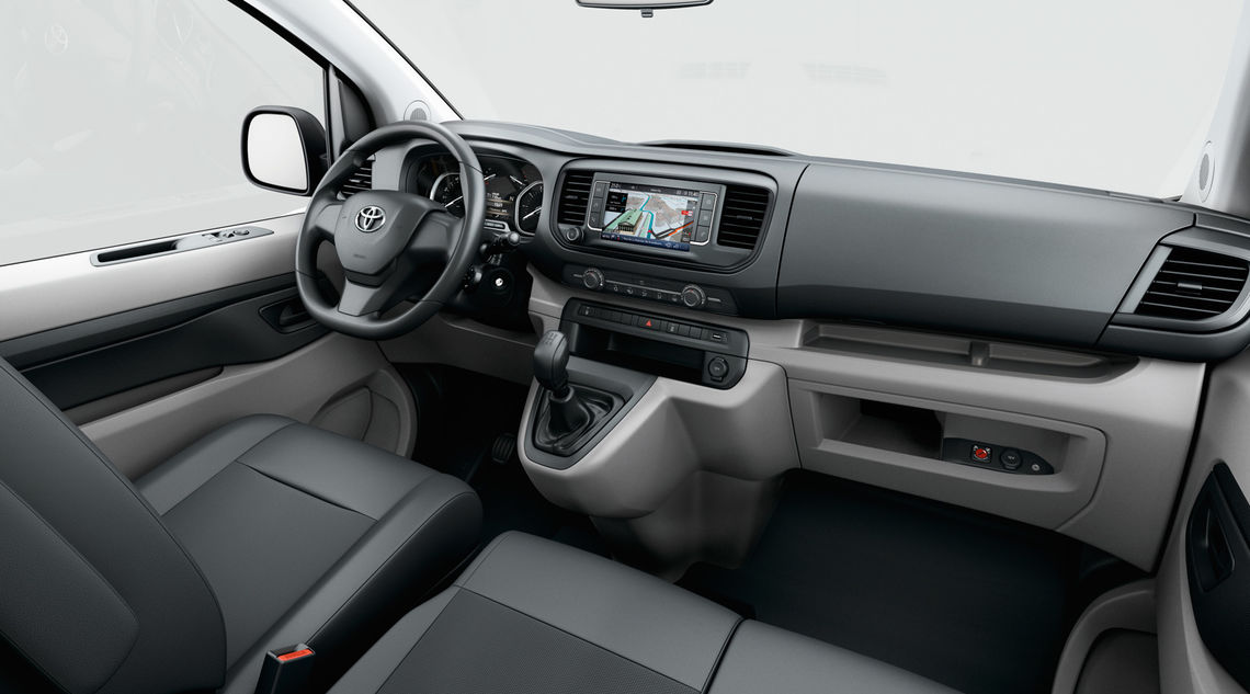 toyota proace 2016 interior tme 018 a full tcm 3039 697717