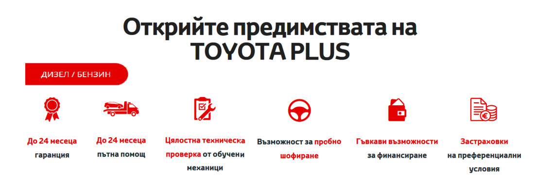 toyota plus advantages petrol 3