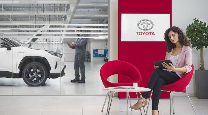 toyota aftersales 2020 service maintenance focus tcm 3039 65752